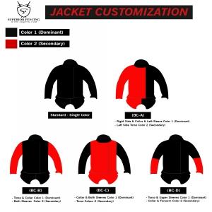 Elizabethan HEMA  Jacket Customization