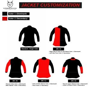 16th C HEMA Jacket Customization
