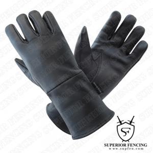 SF Leather Swordsman Gloves-GLV1105