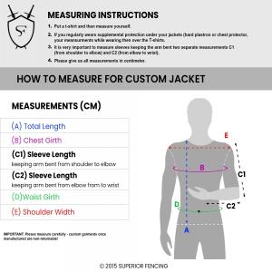 How to Measure Custom Jacket
